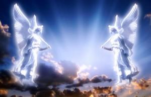 Angeli in incognito che seminano Amore